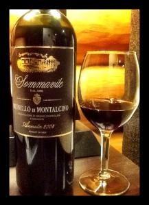 Sommavite, Brunello di Montalcino DOCG, Italia, 2008, 14% abv, US$19.99 @ Trader Joe's